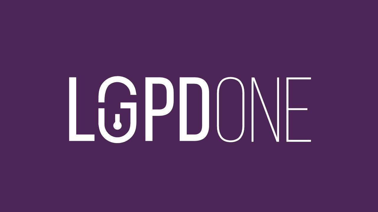 LGPDONE